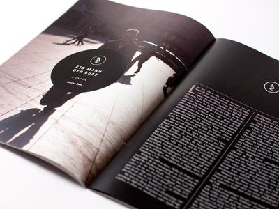 Timotheus Magazin #9 (Editorial Design)