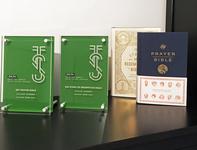 ECPA 2019 Top Shelf Book Cover Awards
