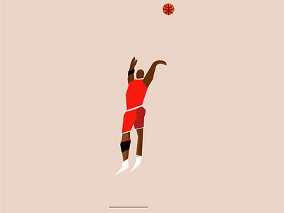Michael Jordan Final Shot art design flat artwork basketball art basketball illustration art illustration michael jordan illustration michael jordan art the last dance art the last dance michael jordan