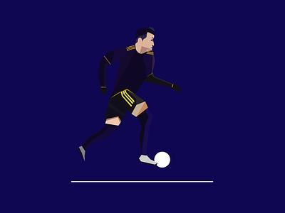 Mesut Ozil Illustration illustration design branding illustrations premier league epl football art illustration art ozil art illustration geometric illustration ozil