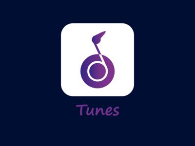 App Icon Music app icon UI 005