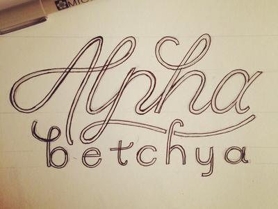 AlphaBetchya