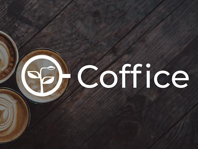 Coffice logo design logo