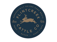 Flintcreek Cattle Co | Logo Concept