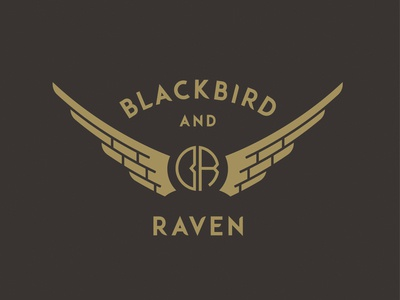 Blackbird and Raven