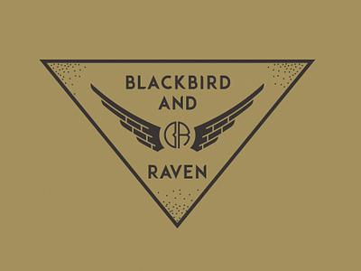 Blackbird and Raven motorcycle container wings raven blackbird