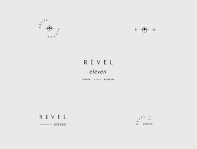 Revel11 branding wellness retreats eleven simplicity balance
