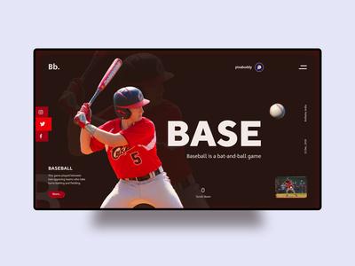 Baseball UI