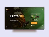 Butterfly ui.