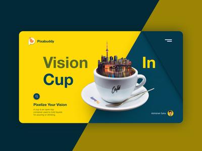 Pixabuddy Vision UI