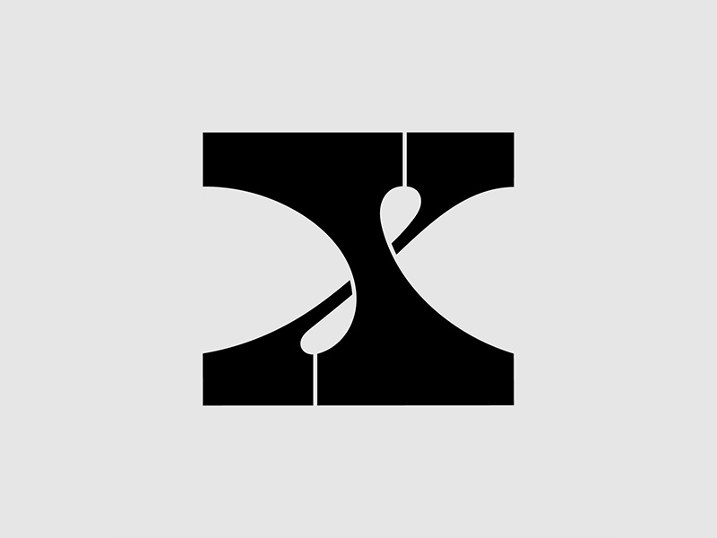 X typography letter vector letterform customtype typedesign type smooth glyph 36daysoftype