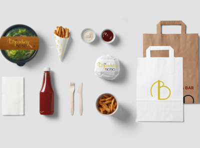 Restaurant Branding and Collateral