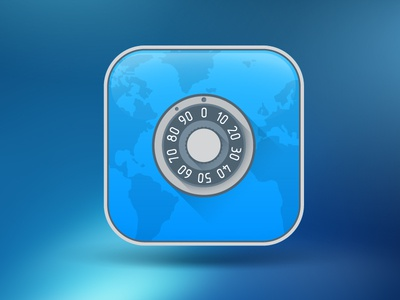 WebKit secure browser icon for ios