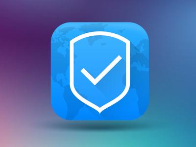 Secure browser icon v.3