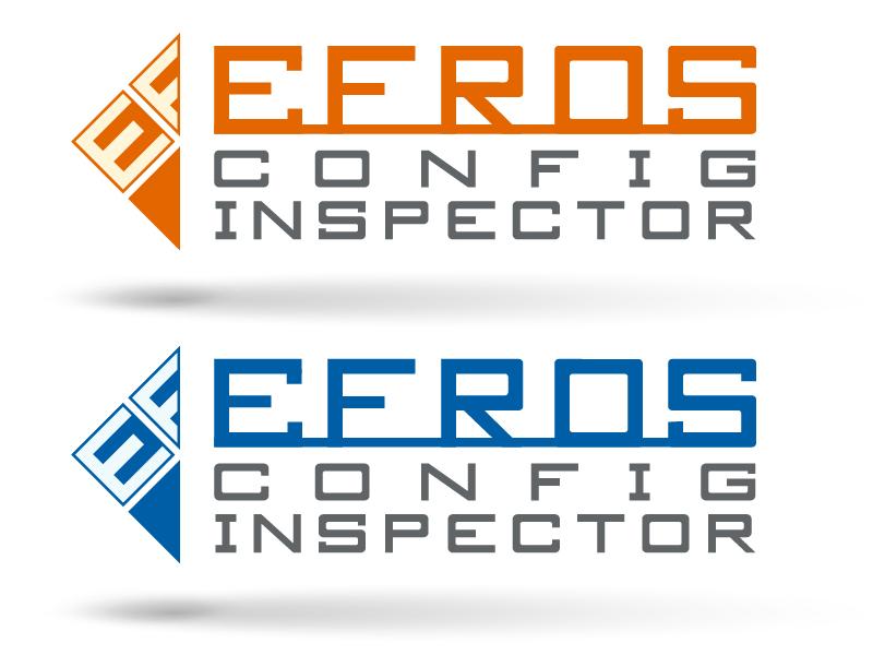 WIP EFROS logo(redesign) logo identity branding vector logo mark emblem logotype