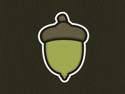 Green Acorn Mark