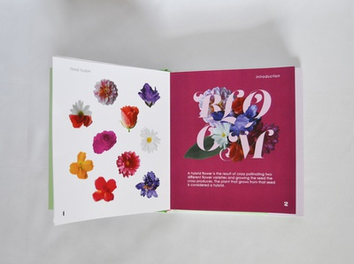 Floral Fusion Spreads