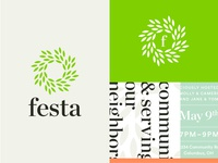 Festa Brand elements