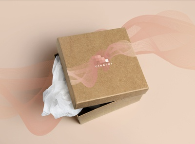 Clear Cosmetics Packaging