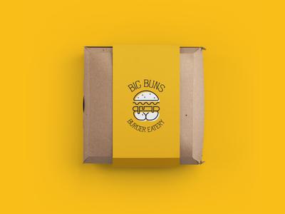 Big Buns Burger Eatery Packaging
