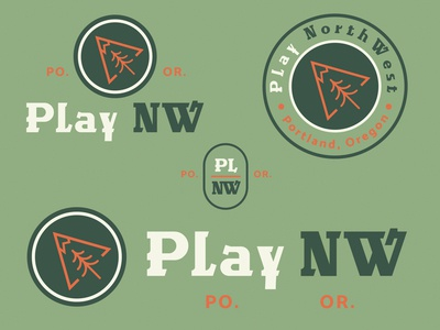 Play Northwest Logo
