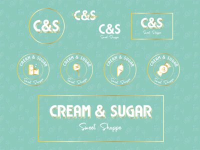 Cream & Sugar Logo