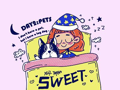 DAY2 PETS   1 design 插画