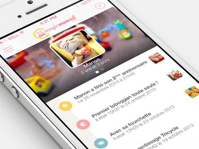 iPhone app for moms app iphone ios
