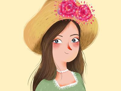 Illustration of Copied Head Images illustration