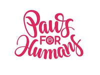 Paws For Humans Logo