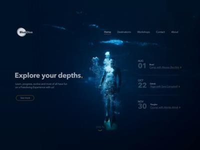 Freediving Homepage