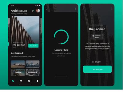 ArchitectureApp Prototype