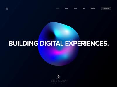 Digital Homepage