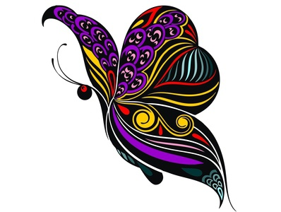 Butterfly Logo Vector Design-Cre8iveSkill png butterfly effects neon butterfly png download neon butterfly png free vector blue butterfly butterfly vector designs butterfly vector art images butterfly logo vector butterfly logo png butterfly logo
