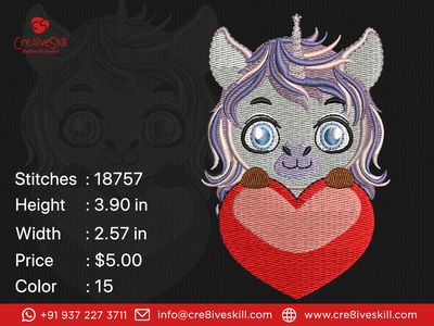 Cute Cat with Heart vector design vectorizing services embroidery digitizing convert your artworks to vector custom digitization in usa custom computerised embroidery custom embroidery digitizing custom digitizing custom t-shirt desgn