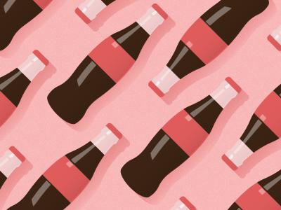 Coke pattern