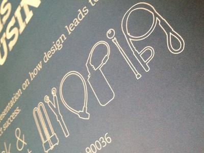 Myopia Handmade Type handmade type typography creative type myopia