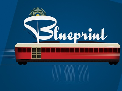 Blueprint initial concept blueprint