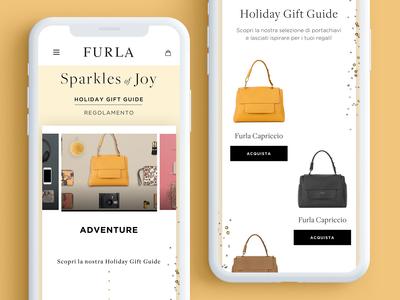 Furla Sparkles of Joy    Mobile