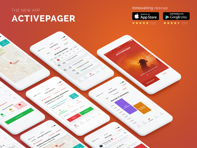 ActivePager - Innovating rescue
