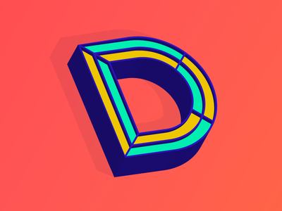 D — 36 Days of Type