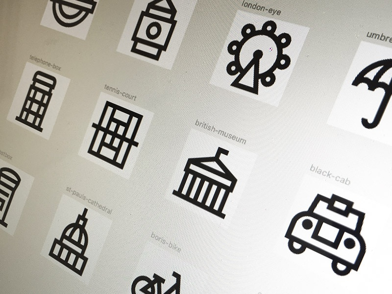 Citysets — WIP London Set logo branding brand bryn taylor travel city icon sets free icons icons side project personal project citysets