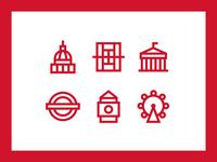Citysets — London