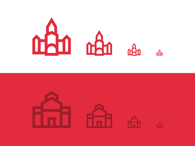 Citysets — Manchester illustrator sketch release free icons freebie icon set brand side project bryn taylor citysets cities travel