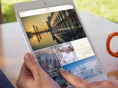 Ipad app screen ipad iphone design app website icon ui dubai