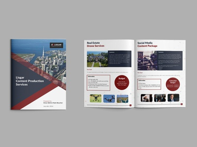 Photography Package Brochure