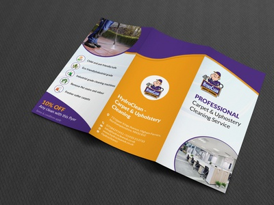 Cleaning Service Brochure