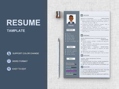 High-Quality Resume