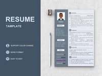 High-Quality Resume