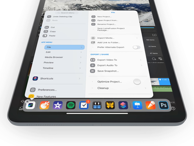 iPad Main Menu – Interaction Detail – Show Menu ipad interaction ui design ui concept ipados private sketch.app redesign apple